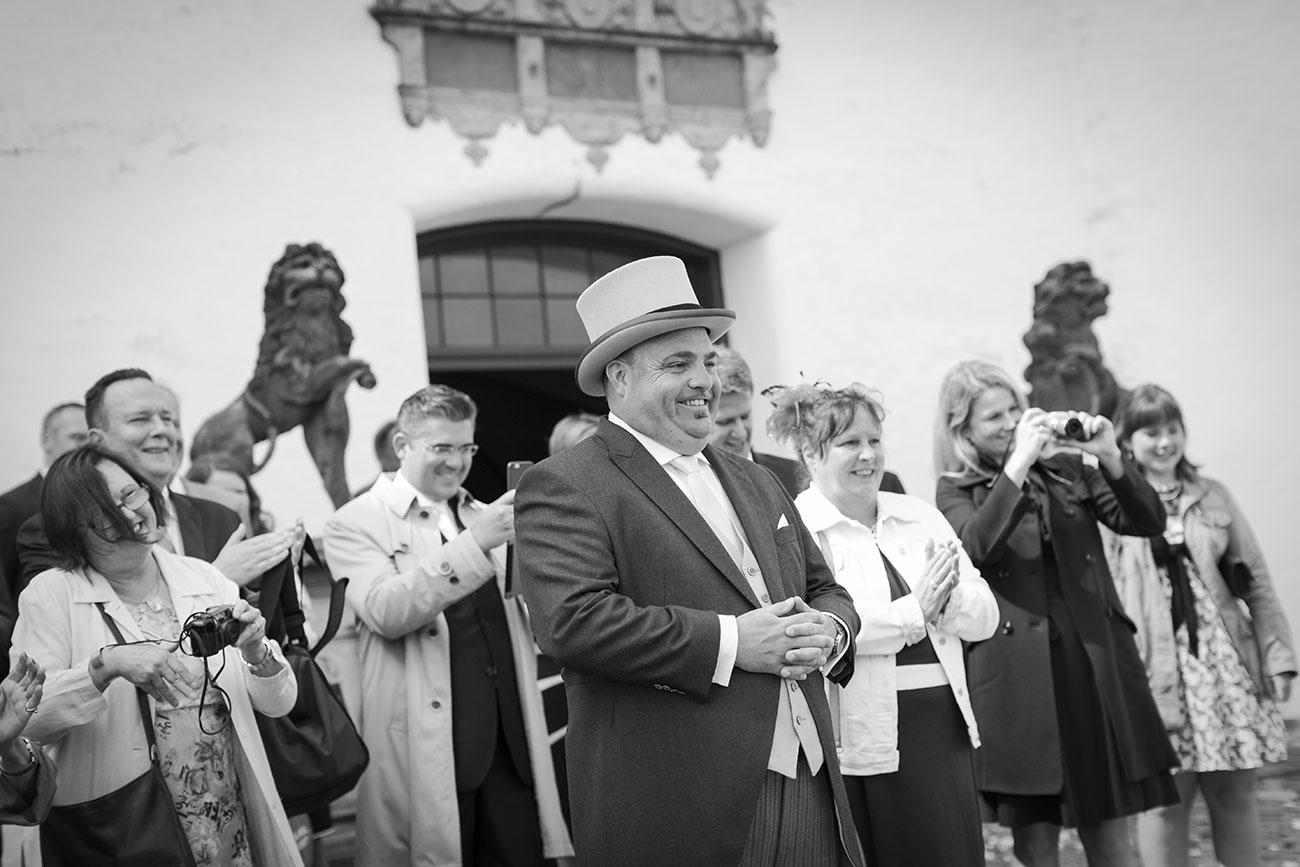 Hochzeitsfotograf Schloss Glücksburg 085