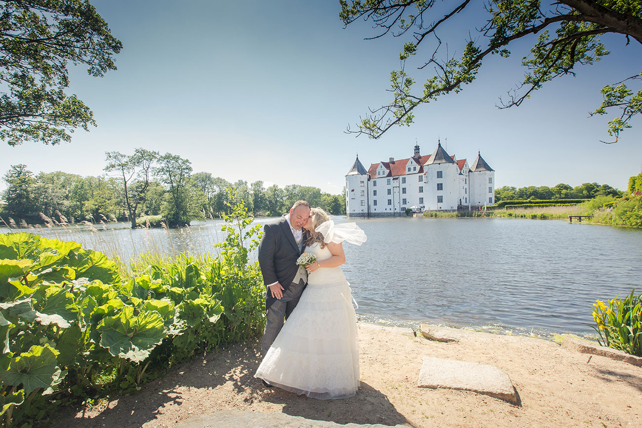 Hochzeitsfotograf Schloss Glücksburg 126