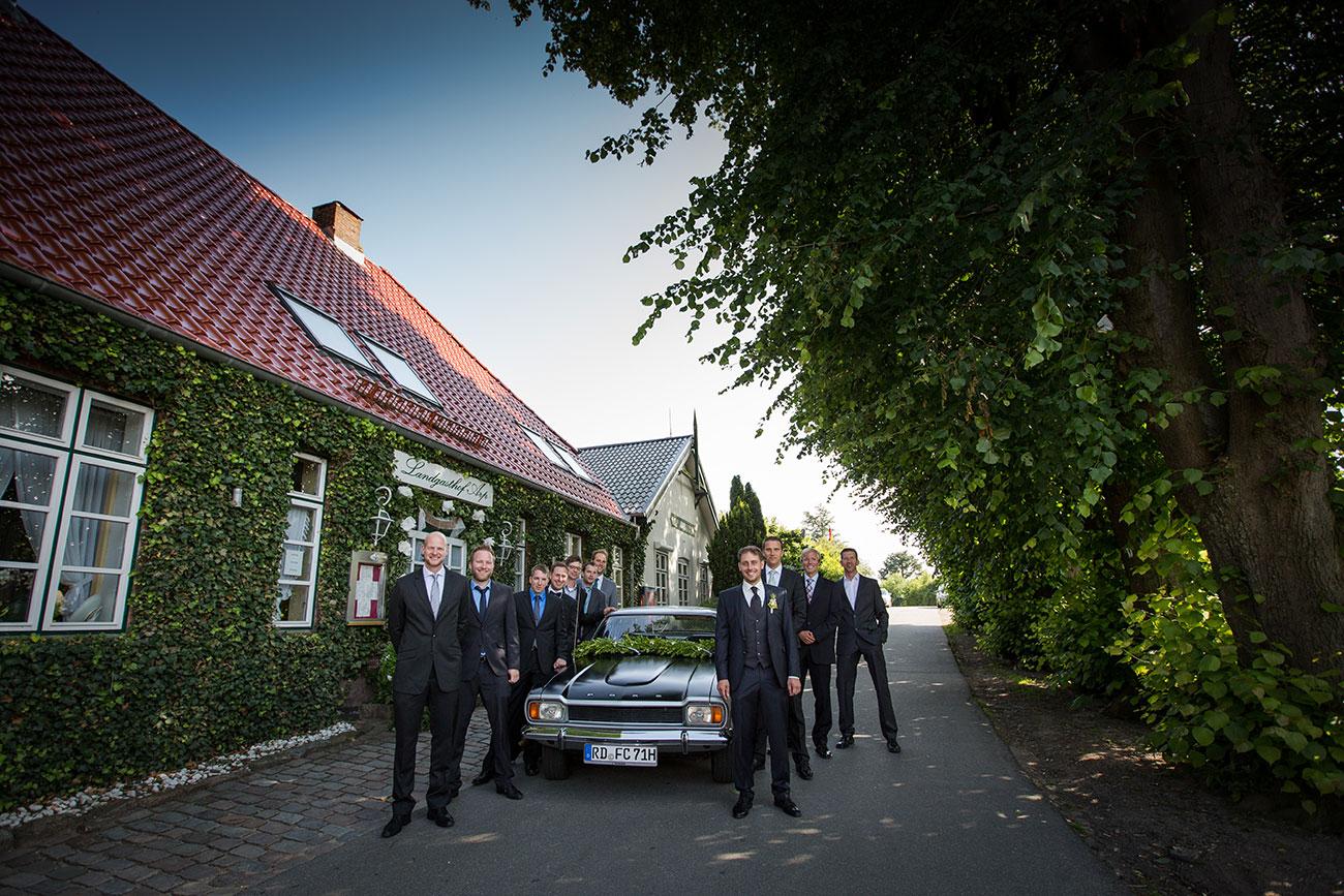 Heiraten im Landgasthof Arp - Neudorf Bornstein- Hochzeitsfotograf Kiel037